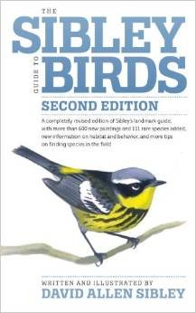 sibley guide to birds secnod edition