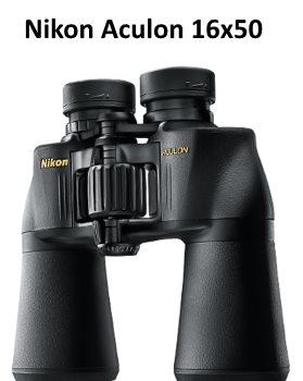 Nikon Aculon 16x50 high power binocualars