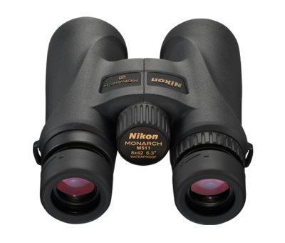 Nikon Monarch ATB 8x42 Binoculars for bird watching in the mid-priced range.
