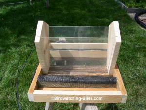 bird feeder patterns free