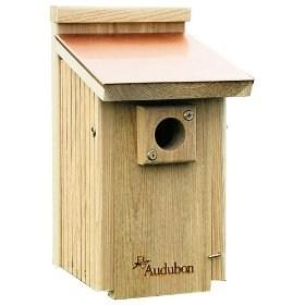 Wooden Bird Houses For All Birds