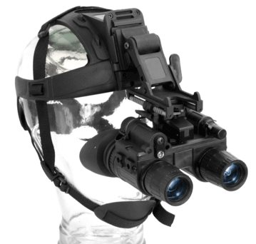 ATN GEN 4 night vision goggle with head mount