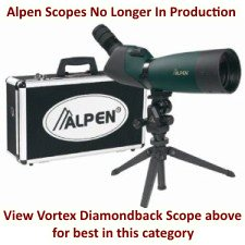 best budget birdwatching spotting scope