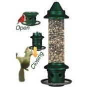 best squirrel proof bird feeder no batteries required