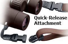 Binocular Harness Quick Release