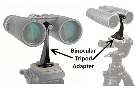 binocular tripod mount adapter examples