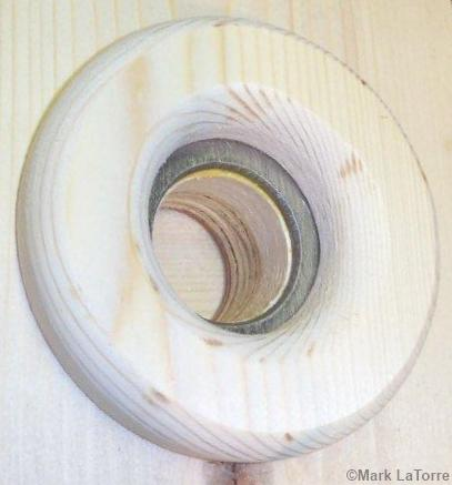 bird house hole restrictor