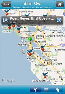 Birdseye Birding Apps for Iphone