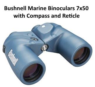 bushnell marine binoculars 7x50 with compass