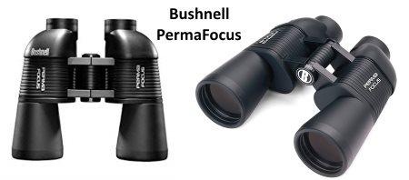 bushnell permafocus binoculars