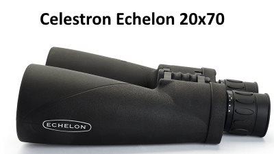 Celestron Echelon 20x70 high power binocualars