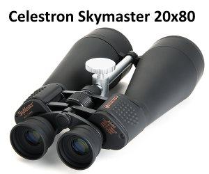 Celestron Skymaster 20x80 high power binocualars