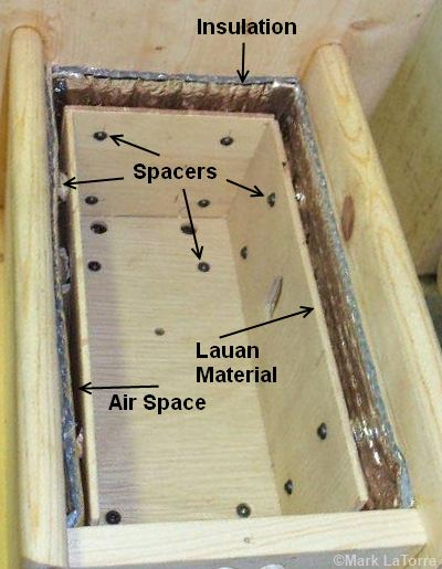 insulated bluebird house plans