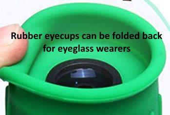 best binoculars for kids who wear glasses