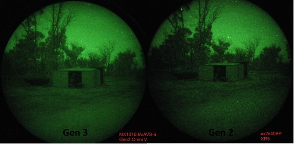 night vision infrared binoculars elk