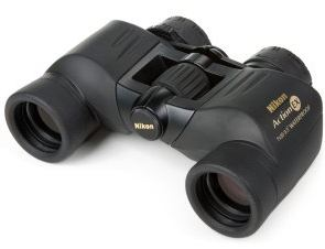 7x35 Nikon Action Binoculars for birding
