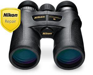 nikon binoculars repair service