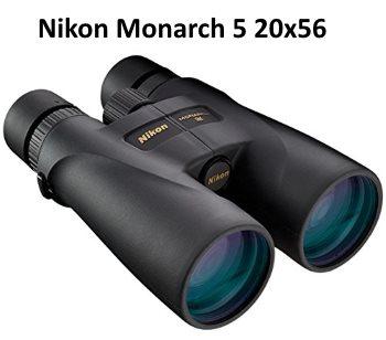 Nikon Monarch 5 20x56 high power binocualars