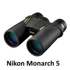 Nikon Monarch 5 ATB 8x42 binoculars for birding