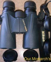 Nikon Monarch Binoculars excellent mid-range birding binoculars