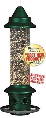 Best Squirrel Proof Bird Feeder Voted by Birders (2019)