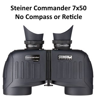 steiner commander marine binoculars without compass