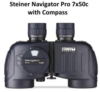 steiner navigator pro marine binoculars with compass
