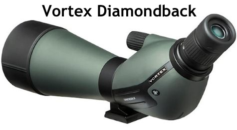 Vortex Diamondback 20-60x80 birdwatching spotting scope review
