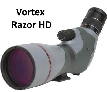 best mid-priced bird watching spotting scope vortex razor hd 20-60x85