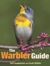 warbler field guide book